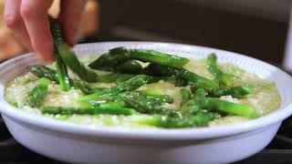 Marco Pierre White - Amazing Asparagus Risotto