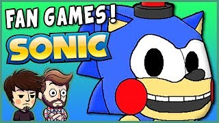 Five Nights at Sonic's? | SONIC FAN GAMES #1