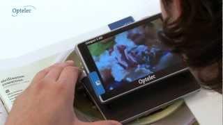 видео Видеоувеличитель для слабовидящих
