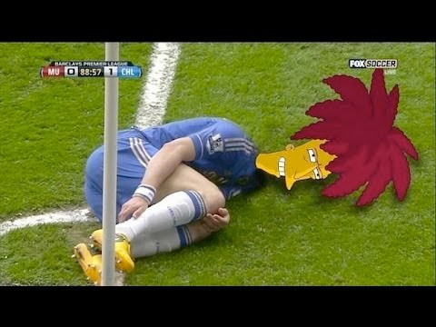 Montajes graciosos de futbol - Football Funny Montage