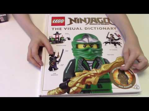 Timka LEGO Ninjago The Visual Dictionary Book (Masters of Spinjitzu).