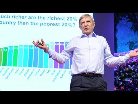 How Economic Inequality Harms Societies - Richard Wilkinson