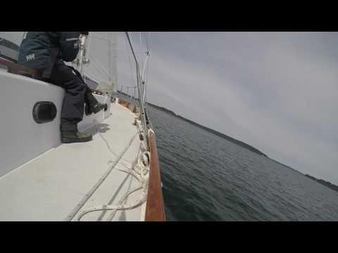 Cosmic Dancer Sailing #1, 4-16-17
