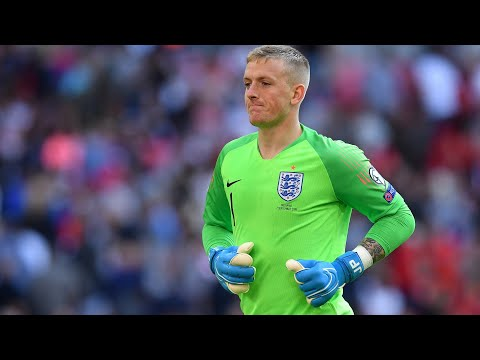 Jordan Pickford All Saves - FIFA World Cup Russian 2018