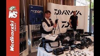 Prezentacja nowości firmy Daiwa na 2020 rok
