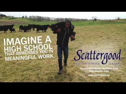 Agricultural Research at Scattergood Friends School