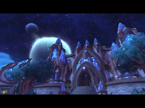 Capital Cities Changed (Warlords of Draenor Beta)