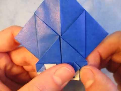 Origami Nut » Space Monster/Venus Flytrap | 360x480