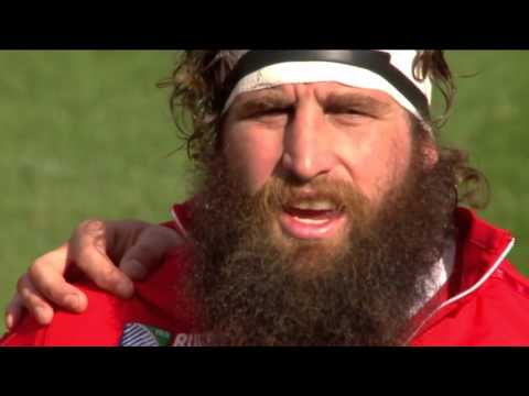 Italy vs Canada Rugby World Cup 2015