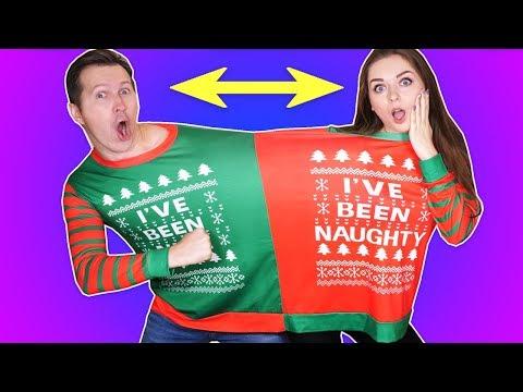 Прислали двойной свитер! Мы с Эльфиком теперь неразлучны! Разоблачаем китайца™ / Haul 🐞 Afinka