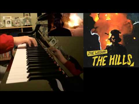 The Weeknd - The Hills (Piano Cover)
