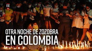 Paro Nacional: noche violenta en Cali, Manizales y Floridablanca - El Espectador