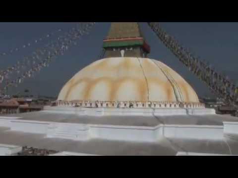 Tour Guide in Kathmandu Nepal.FLV