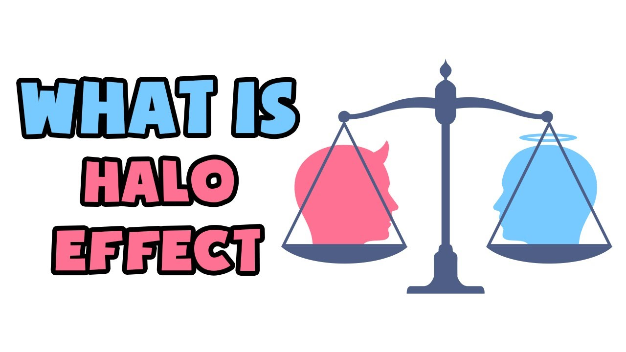 What is Halo Effect | Explained in 2 min - YouTube
