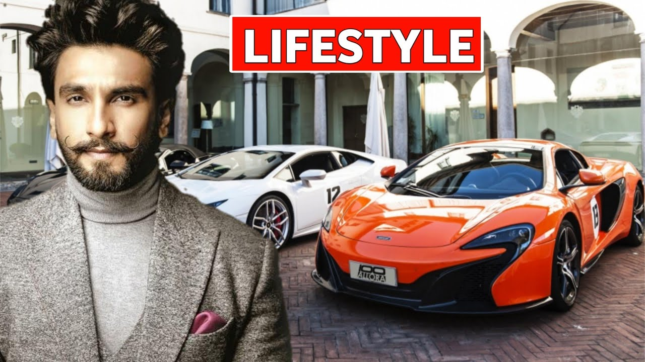 Ranveer Singh Lifestyle 2020, Income, House, Cars, Family ...
