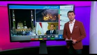 هدم مسجد وضريح في مصر لإقامة كوبري يثير ضجة