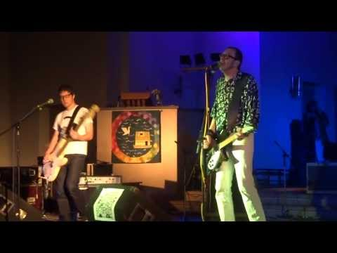 The Chainsaw Hollies - Age Of Complaints, live @ Pauluskirche, Dortmund 14.09.2013