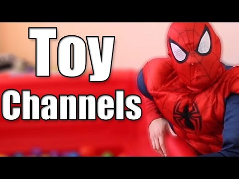toy channels
