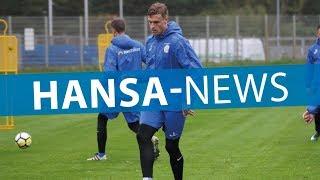 Hansa-News vor dem Auswärtsspiel bei der SpVgg Unterhaching