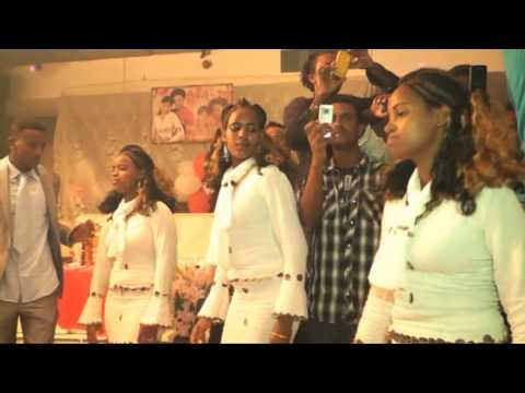 eritrean wedding in Israel yonas & kokob ዮናስ ምስ ኮኮብ
