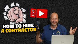 5 Rules for Hiring a Contractor MP3