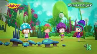 Lilybuds - Estreia dia 23 de julho, no Discovery Kids