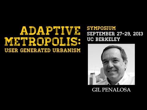 Adaptive Metropolis: Gil Penalosa