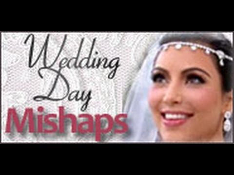 Wedding Day Mishaps