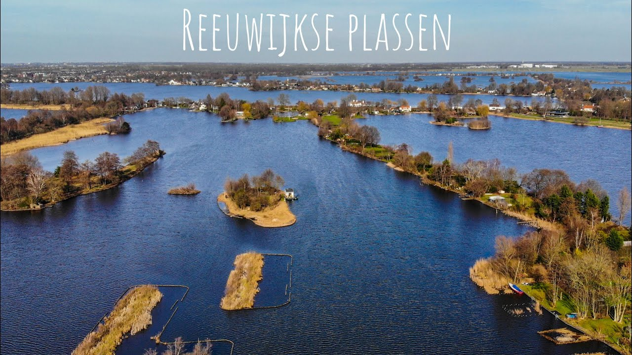 Reeuwijkse Plassen - It's spring in The Netherlands! - Gouda