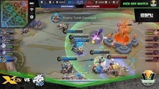 XCN vs EVOS ESPORTS: IESPL #TBOF ML Match 5 Game 4