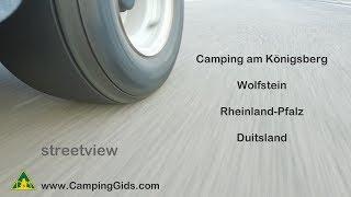 Streetview Camping am Konigsberg