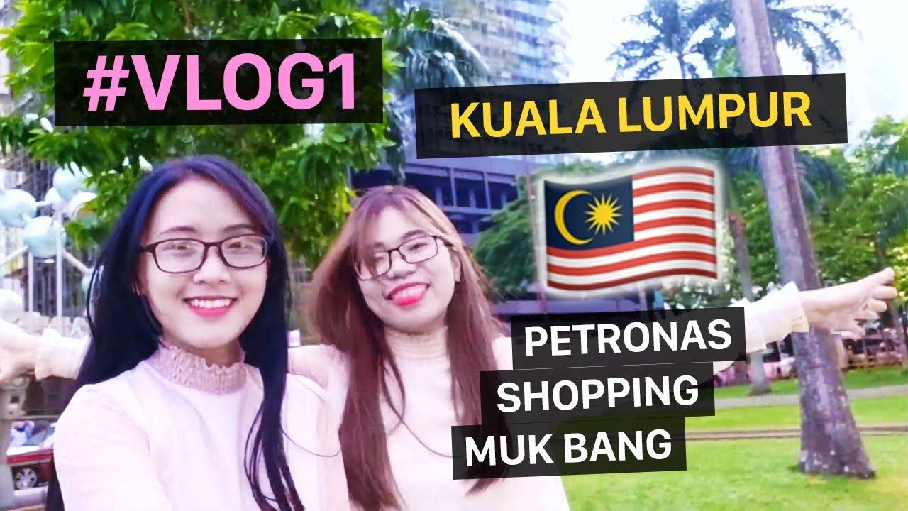 Đi du lịch MALAYSIA tự túc với bạn thân | ĂN GÌ, ĐI ĐÂU?  | MALAYSIA VLOG – KUALA LUMPUR trip