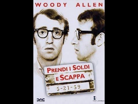 Prendi i soldi e scappa - 1969 - Woody Allen italiano
