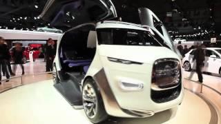 Citroen TUBIK Concept Videos