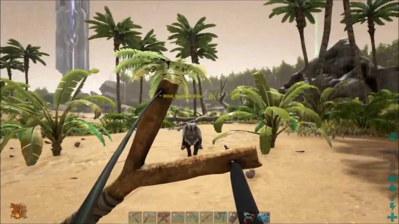 how to make dilo kibble on ark