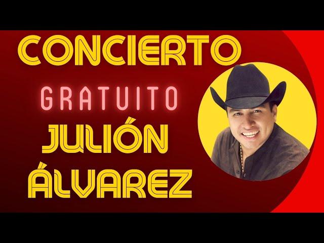 Julión Álvarez celebra 14 años de trayectoría con CONCIERTO GRATUITO -El Aviso Magazine 2021