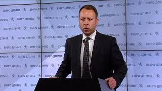 ВМРО-ДПМНЕ утре на протест против мафијата