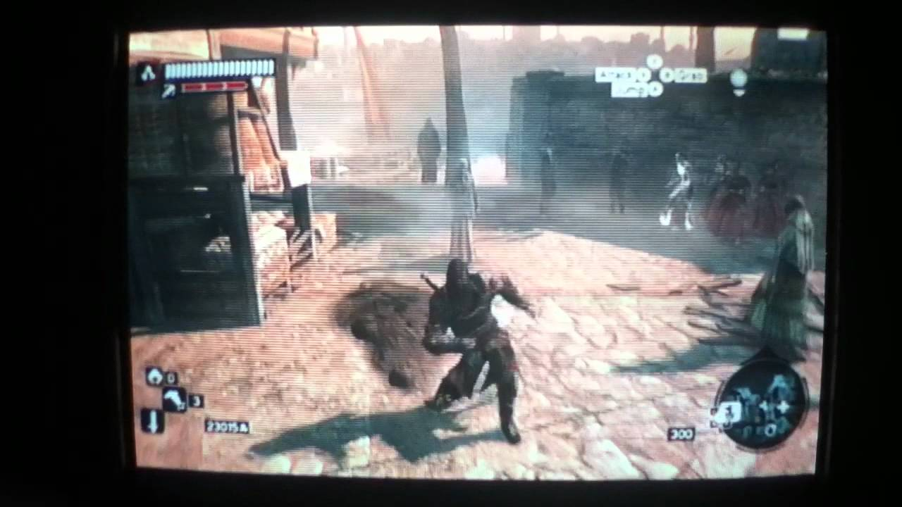 how to train your assassins in revelations
