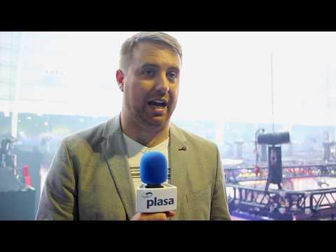 James Simpson - PLASA Show 2017