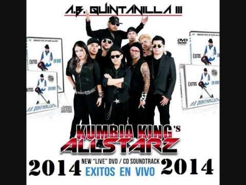 AB Quintanilla y Los Kumbia En Vivo 2014 (Cd Completo)