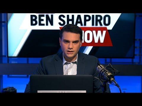 The Campus Left's Fascism   The Ben Shapiro Show Ep. 344