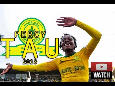 Percy Tau🏆● The Best Player ⚽ On The Continent ●🏆 Mamelodi Sundowns 2018 HD thumbnail