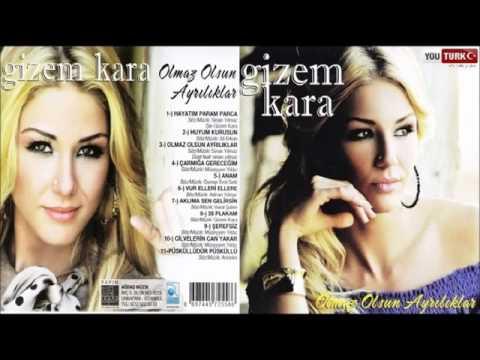 Gizem Kara - Vur Elleri Ellere (2012 Albümünden)