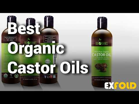 10 Best Organic Castor Oils with Review & Details - Which is the Best Organic Castor Oil? - 2019