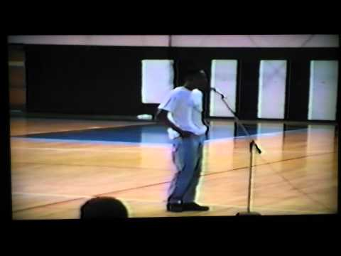 Damon T. White - Holden High School Talent Contest
