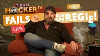 StubenhockerTV Folge 02 vom 09.04.2020 – Backstage-Fails aus der Regie