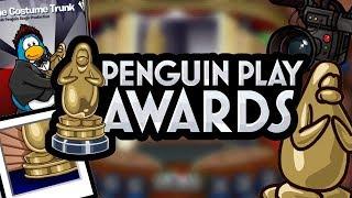 Penguin Play Awards Walkthrough 2018!! (Club Penguin Rewritten)