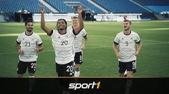 Das ist das neue DFB-Trikot | SPORT1
