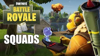New Guided Missile! - Fortnite Battle Royale Gameplay - Xbox One X - Season 3