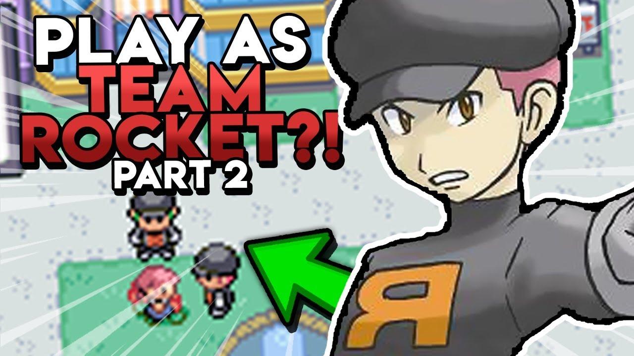 Pokemon Fan Game Play As Team Rocket   Games World